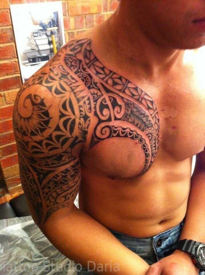Татуировка лес - значение, эскизы тату и фото