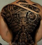 30-best-photo-patterns-of-biomechanical-tattoos-pertaining-to-bio-mechanical-tattoo